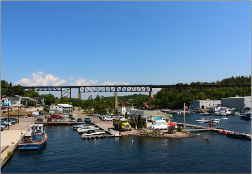 Parry Sound, port #01