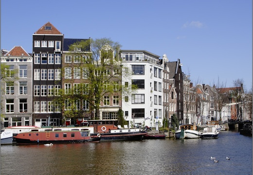 Amsterdam, canal #18