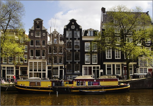 Amsterdam, canal #25