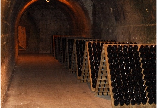 Caves Taittinger #02