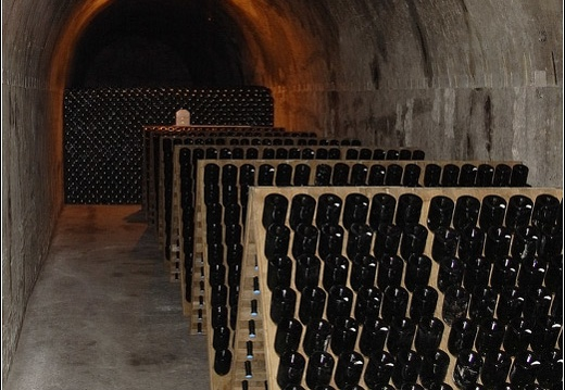 Caves Taittinger #04
