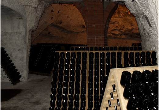 Caves Taittinger #12